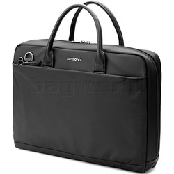 "Samsonite Boulevard 14"" Laptop & Tablet Slim Briefcase Black 79806"