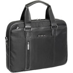 "Samsonite Cita SPL 15.4"" Laptop & Tablet Slim Briefcase Black 76641"