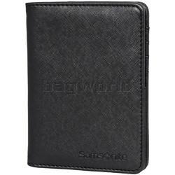 Samsonite RFID Blocking Passport Cover Black 62660