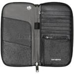 Samsonite Travel Accessories RFID Blocking Passport Wallet Black 85787 - 2
