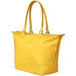 Lipault Lady Plume Tote Bag Saffron Yellow 68458