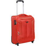 Qantas Gladstone Small/Cabin 47cm Softside Suitcase Orange Q240C