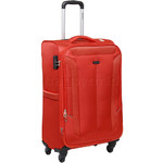 Qantas Gladstone Medium 68cm Softside Suitcase Orange Q240B