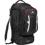 High Sierra Composite Medium 65LT Travel Pack Black 78032