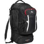 High Sierra Composite Medium 65LT Travel Pack Black 78032