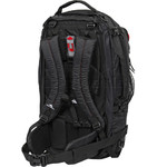 High Sierra Composite Medium 65LT Travel Pack Black 78032 - 1