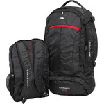 High Sierra Composite Medium 65LT Travel Pack Black 78032 - 6