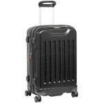 Jeep Dune Medium 67cm Hardside Suitcase Black 8793B