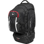 High Sierra Composite Large 80LT Travel Pack Black 78033 - 4