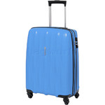 American Tourister Waverider Small/Cabin 55cm Hardside Suitcase Pacific Blue 70411
