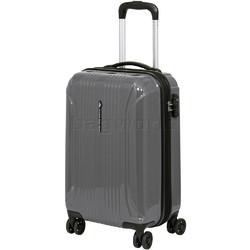 High Sierra Bar Small/Cabin 55cm Hardside Suitcase Grey 86225