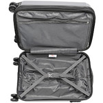 High Sierra Bar Small/Cabin 55cm Hardside Suitcase Grey 86225 - 3