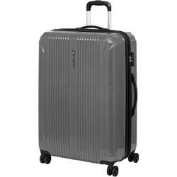 High Sierra Bar Large 76cm Hardside Suitcase Grey 86227