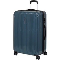 High Sierra Bar Large 76cm Hardside Suitcase Teal Blue 86227