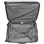 High Sierra Bar Large 76cm Hardside Suitcase Grey 86227 - 3