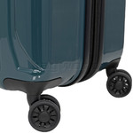 High Sierra Bar Large 76cm Hardside Suitcase Teal Blue 86227 - 5
