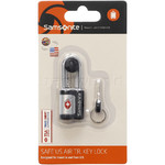 Samsonite Travel Accessories Safe US Key Lock Black 62131