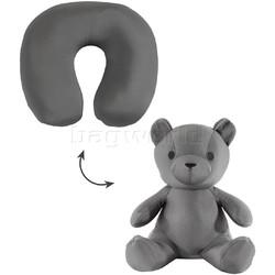 Samsonite Travel Accessories Travel Buddies Bear Travel Pillow Graphite 87411