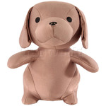 Samsonite Travel Accessories Travel Buddies Dog Travel Pillow Brown 87413 - 3