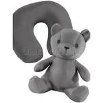 Samsonite Travel Accessories Travel Buddies Bear Travel Pillow Graphite 87411 - 4