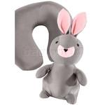 Samsonite Travel Accessories Travel Buddies Rabbit Travel Pillow Grey 87412 - 4