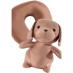 Samsonite Travel Accessories Travel Buddies Dog Travel Pillow Brown 87413 - 4
