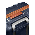 Samsonite Lite-Cube Deluxe Hardside Suitcase Set of 3 Midnight Blue 61242, 61243, 61245 with FREE Samsonite Luggage Scale 34042     - 4