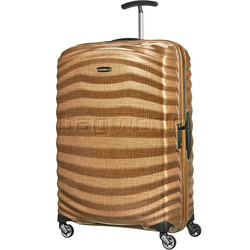 Samsonite Lite-Shock Large 75cm Hardsided Suitcase Copper Gold 62766
