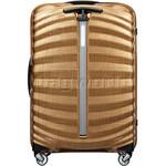 Samsonite Lite-Shock Large 75cm Hardsided Suitcase Copper Gold 62766 - 1