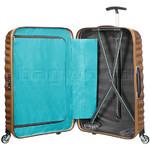 Samsonite Lite-Shock Large 75cm Hardsided Suitcase Copper Gold 62766 - 2