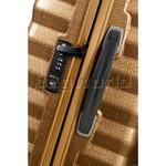 Samsonite Lite-Shock Large 75cm Hardsided Suitcase Copper Gold 62766 - 3