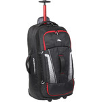 High Sierra Composite V3 Medium 73cm Backpack Wheel Duffel Black 87275
