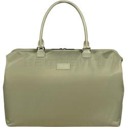 Lipault Lady Plume FL Weekend Bag Medium Almond Green 73902