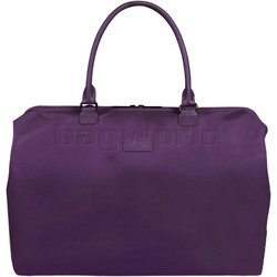 Lipault Lady Plume FL Weekend Bag Medium Purple 73902