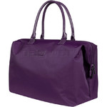 Lipault Lady Plume FL Weekend Bag Medium Purple 73902 - 2