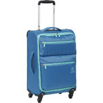 Revelation Weightless D4 Small 56cm Softside Suitcase Blue 40626