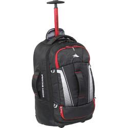 High Sierra Composite V3 Small/Cabin 56cm Backpack Wheel Duffel Black 87274