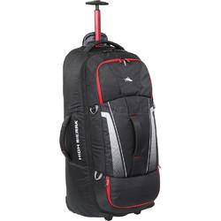 High Sierra Composite V3 Large 84cm Backpack Wheel Duffel Black 87276