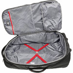 High Sierra Composite V3 Backpack Wheel Duffel Set of 3 Black 87274, 87275, 87276 with FREE Samsonite Luggage Scale 34042 - 5