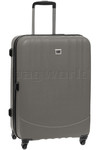 CAT Turbo Medium 65cm Hardside Suitcase Grey 83088