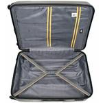 CAT Turbo Large 77cm Hardside Suitcase Grey 83089 - 3