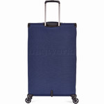 Antler Oxygen Softside Suitcase Set of 3 Blue 40826, 40816, 40815 with FREE GO Travel Luggage Scale G2006 - 1
