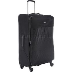 Antler Oxygen Large 81cm Softside Suitcase Black 40815