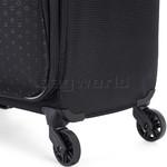 Antler Oxygen Large 81cm Softside Suitcase Black 40815 - 7