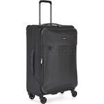 Antler Oxygen Medium 70cm Softside Suitcase Grey 40816