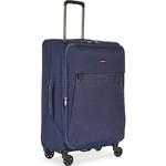 Antler Oxygen Medium 70cm Softside Suitcase Blue 40816