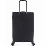 Antler Oxygen Medium 70cm Softside Suitcase Black 40816 - 1
