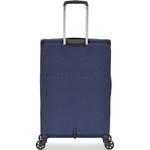 Antler Oxygen Medium 70cm Softside Suitcase Blue 40816 - 1