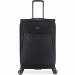Antler Oxygen Medium 70cm Softside Suitcase Black 40816 - 3