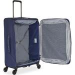 Antler Oxygen Medium 70cm Softside Suitcase Blue 40816 - 4